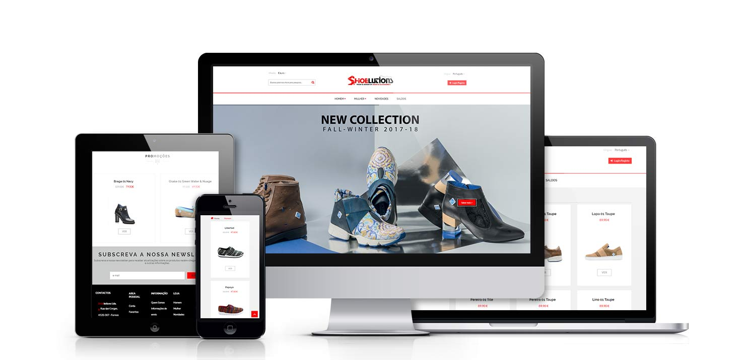 Shoelutions-ecommerce